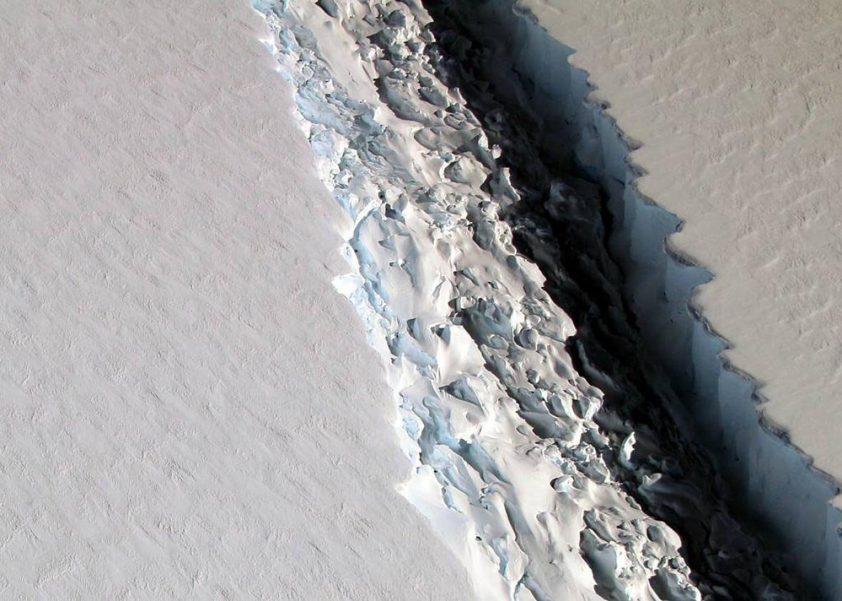 What Sound Does an Iceberg Make When It Breaks Off