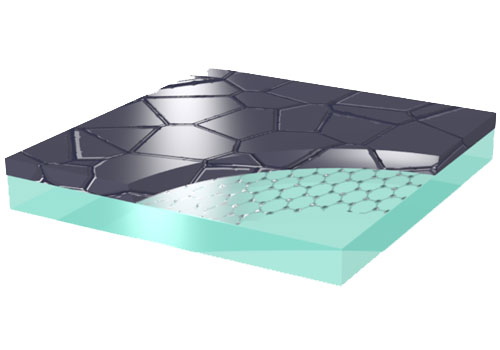 COMBINING GRAPHENE AND SILICON FOR MORE EFFICIENT SOLAR CELLS