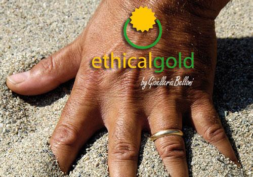 Fedi nuziali oro etico